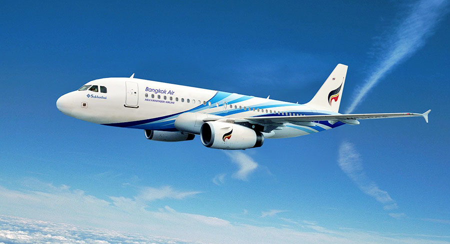 Bangkok Airways Samui covid6-19