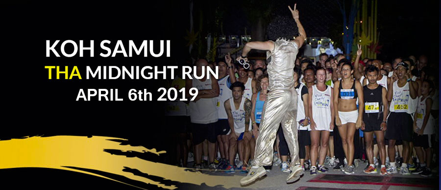 Koh samui Midnight Run 2019
